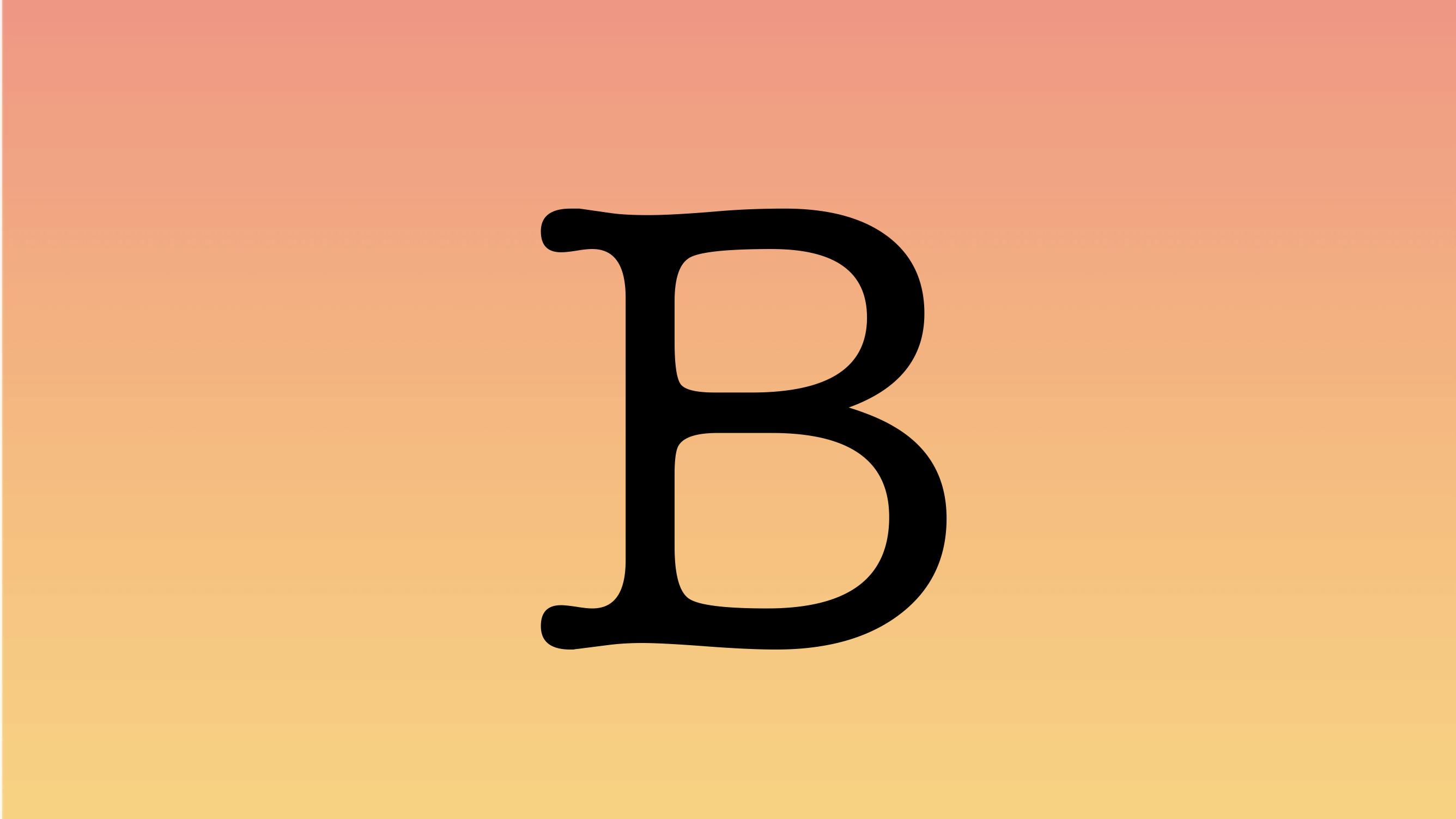Bから始まる英語のサッカー用語【単語 & フレーズ】