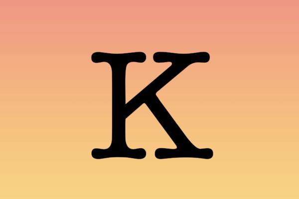 Kから始まる英語のサッカー用語【単語 & フレーズ】