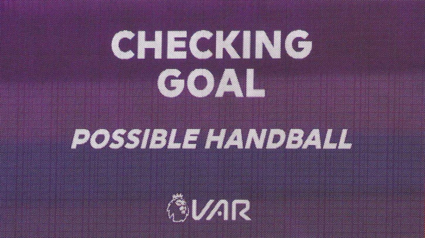 【VAR判定】クリスタル・パレス監督「フットボールの楽しみを...」
